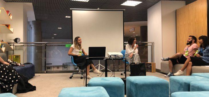 [Notícia] Participação no Seminário de Marketing Digital – Reload SEBRAE
